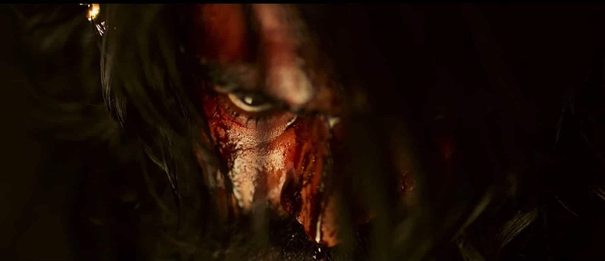 No one can match his intensity  I repeat  No one  #KGFChapter2|#KGF2 #KGF |#YashBOSSpic.twitter.com/LgI9OrF6Pe