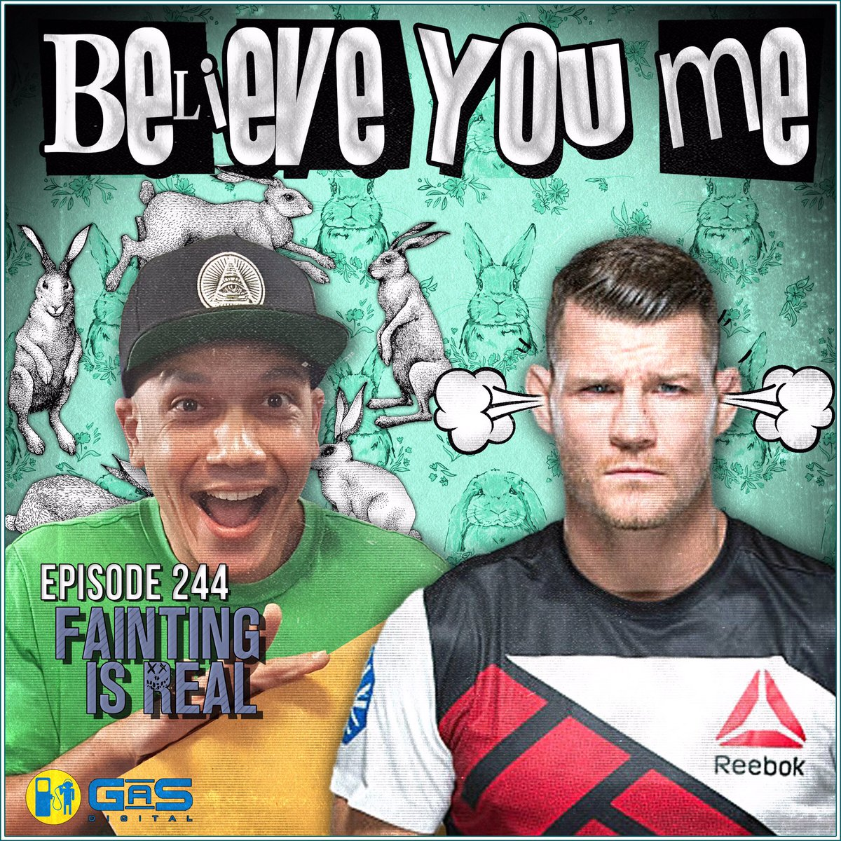 It's a brand new #BelieveYouMe with @bisping and @luisjgomez talking #UFCApex5 Woodley vs Colby, Malignaggi vs Showtime and so much more!   Watch on YouTube or download wherever you find podcasts! Great all links here!   https://t.co/3zQRzcGL7a https://t.co/E94S4uD4nX
