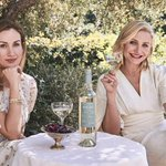 Image for the Tweet beginning: Cameron Diaz's Wine Brand Is