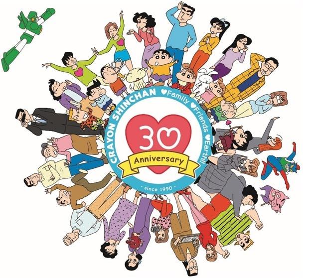 クレヨンしんちゃん30周年プロジェクト、トリビュート企画に植田まさし・森下裕美ら #クレしん