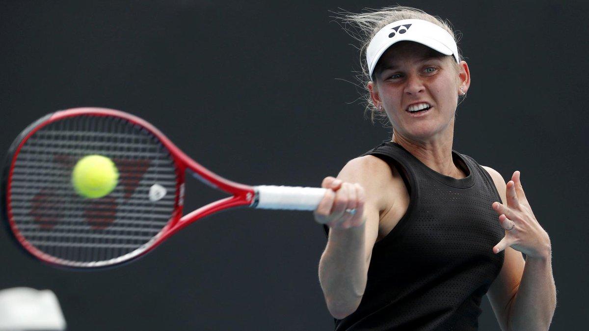 """""""La joie de rejouer prime sur l'anxiété"""" : avec l'Open de Palerme en Italie, la saison de tennis féminin reprend malgré un protocole sanitaire contraignant  https://t.co/jISJmkyLHI https://t.co/COmxKTCC1Y"""