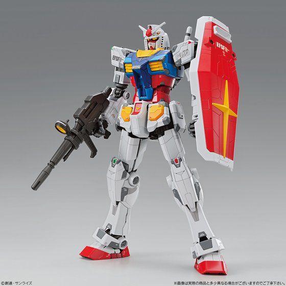 【ガンプラ】GUNDAM FACTORY YOKOHAMA「1/100 RX-78F00 ガンダム」発売決定