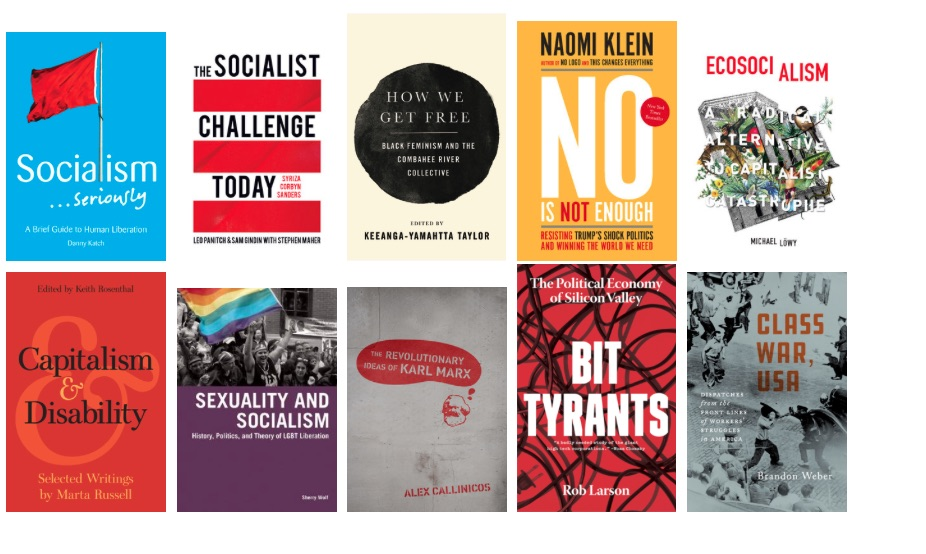 Looking for a summertime beach read? @haymarketbooks have put together a most useful Socialism 101 reading list for those who believe the sun only rises when its red haymarketbooks.org/blogs/107-soci…