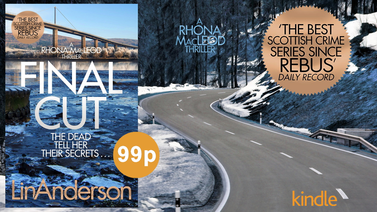 *** 99p Promo Price *** FINAL CUT (Best-selling Forensic Scientist Dr Rhona MacLeod series) - 'Inventive, compelling, genuinely scary and beautifully written, as always' Denzil Meyrick https://bit.ly/FinalCutByLA  #CrimeFiction #Thriller #Kindle #IARTGpic.twitter.com/LJkEt8NXrX