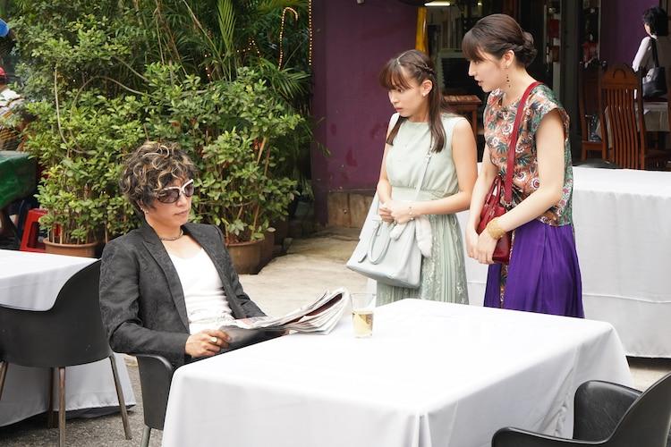 GACKTの「コンフィデンスマンJP」出演明らかに、登場シーン含むTVCMが公開 #長澤まさみ #GACKT #関水渚 #コンフィデンスマンJP