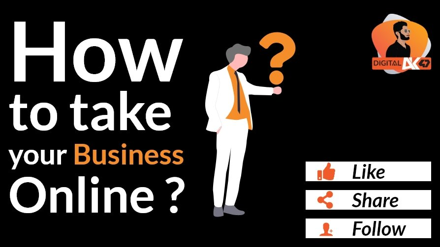 "Hi Fam  There is the most often discussed Question which is ""How to take your Business Online?"" Click here to view https://bit.ly/3gpF8y8   #digitalak47 #digitalconsultant #digitalmarketing #searchengineoptimization #socialmediamarketing #businessonline #freeconsultation #indiapic.twitter.com/M5cZiNOVxg"