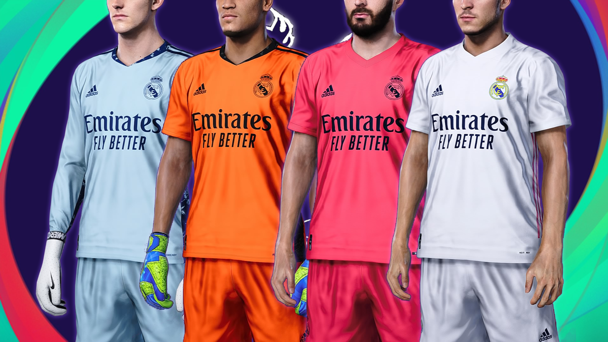 Marcus On Twitter Real Madrid Home Away Gk Kit 20 21 Download From Here Https T Co Bp6ses8nvd I Hope You Like It Greetings Laliga Premier League Seriea Barcelona Realmadrid Juventus