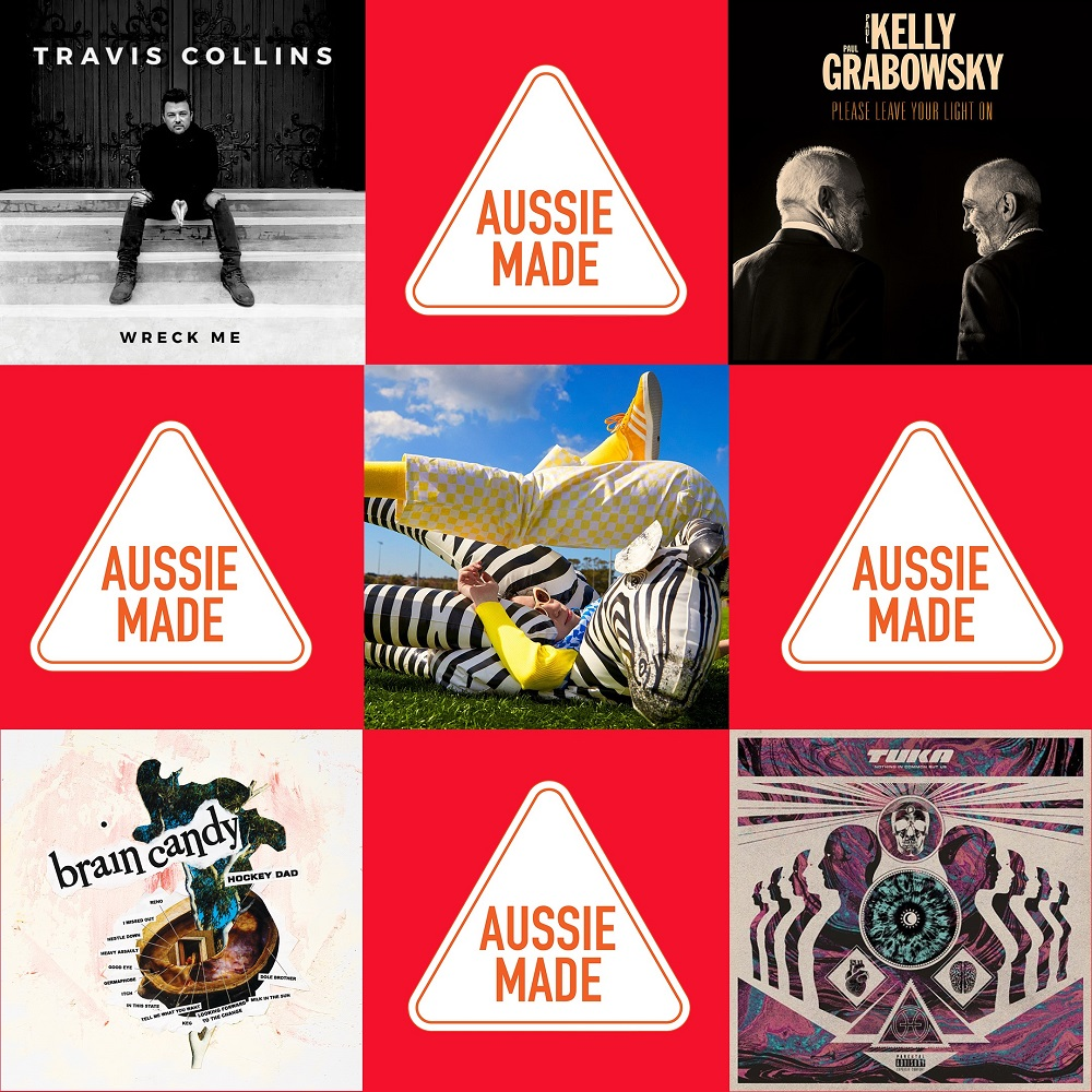 This week's Aussie Made releases include albums by @TravisCollins01, @paulkelly & @paulgrab, @iameastofficial, @hockeydadband and @willrap4tuka.  What's on pumping on your stereo today? https://t.co/KCJsIiHibe