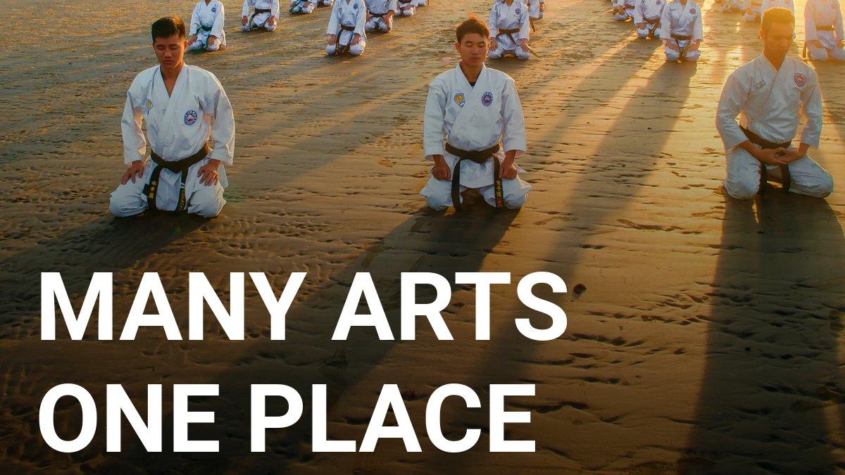 KOMBATNET: MANY ARTS, ONE PLACE  http://www.kombatnet.com - Social Network for Fighters  #aikido #judo #karate #taekwondo #savate #kungfu #kickboxing #shotokan #fullcontact #boxing #kali #escrima #mma #bjj #muaythai #thaiboxe #kendo #sambo #capoeira #muayboran #pankrationpic.twitter.com/YYIl7kYK00