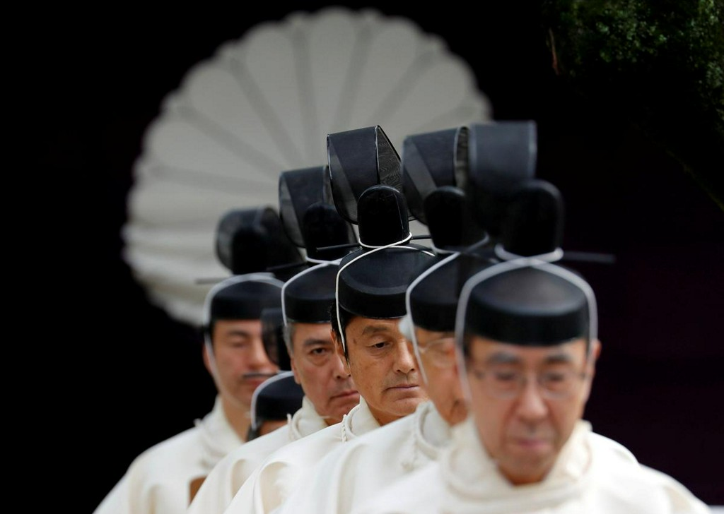 Japan's Yasukuni shrine a symbol of haunting wartime legacy https://t.co/1YwDfeECvx https://t.co/YK4pJVotns