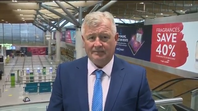 #WATCH International travel is up in the air, while hoteliers are asking what happens after the summer of #staycations  @PaulByrne_1 reports from #Cork⤵️  #VMNews | #Phase4 | #COVID19 | #Coronavirus https://t.co/tgchF9riBk