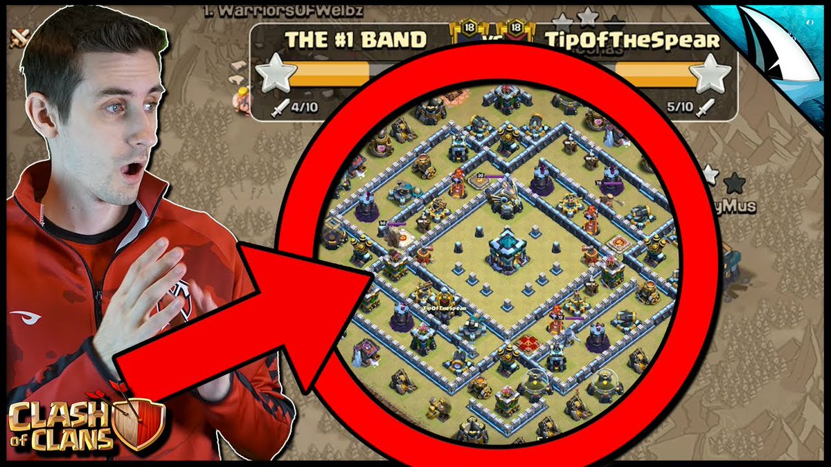 It's Lex's Base! Does it work? | Clash of Clans by CarbonFin Gaming https://www.clashchamps.com/2020/08/04/its-lexs-base-does-it-work-clash-of-clans-by-carbonfin-gaming/…  https://youtu.be/D4S8gGppxtQ @CarbonFinGaming #clashofclans #clashon  About Us  Clash Champs is your premier E-Sports News hub for Clash of Clans as well as an Official Tier 3 content ... pic.twitter.com/7NRwKtD3EO