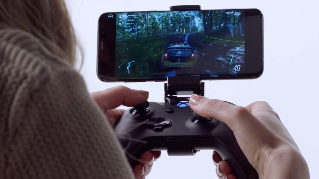 xCloud : Microsoft met le focus sur les contrôles tactiles au smartphone ➡️ iaddict.co/3i2VQnx