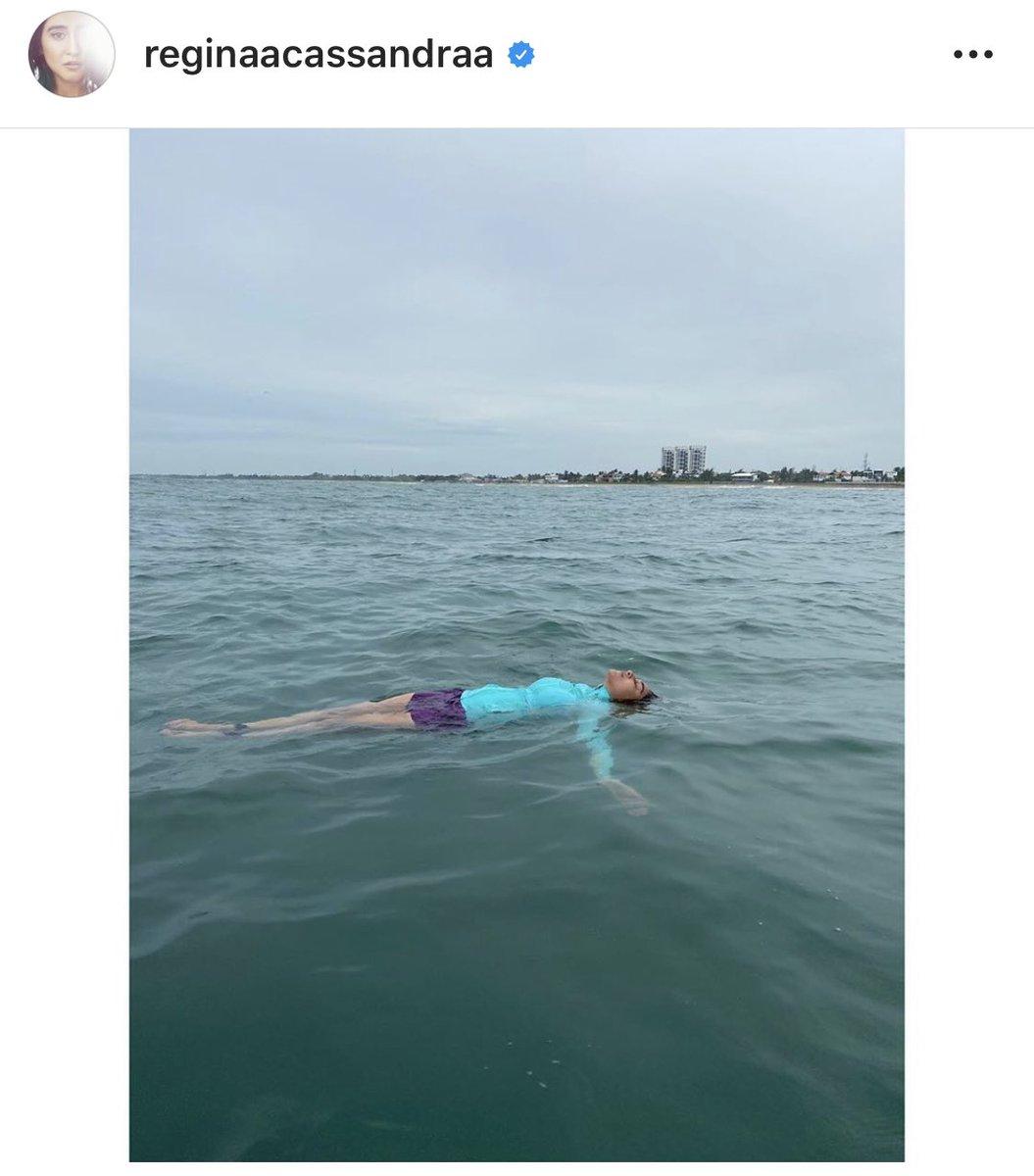 The coolest surfer in town during lockdown @ReginaCassandra https://t.co/TsljAdcGFB