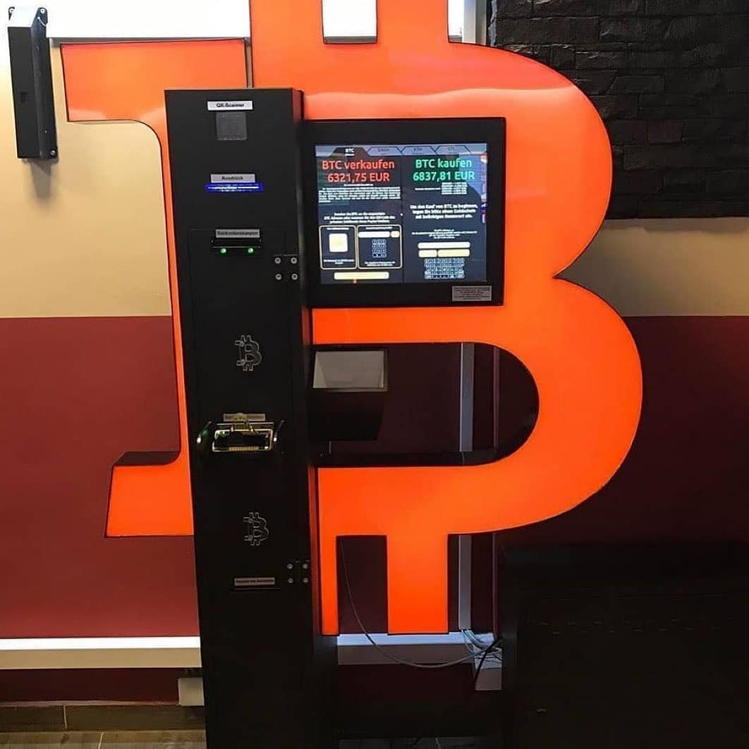 Bitcoin ATM in Berlin. Would you  exchange some fiat for Bitcoin?   #texas#bitcoininvestment #bitcoininvesting #forexinvestor #forexinvestment #cricket#slovakia#australianshepherd #switzerlandinvestors #canadainvestors #investor #romania#yoga#horse#formulaone #golfer #onlinepic.twitter.com/Vhn7cTzaFs