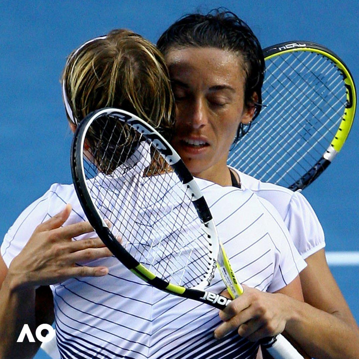 ⏰ 4 ore e 44 minuti entrati nella storia!  📍#AusOpen 2011📆 @Schiavone_Fra vs @SvetlanaK27  Il match femminile più lungo di sempre in uno Slam  #tennis  https://t.co/OIdcHiMlWn