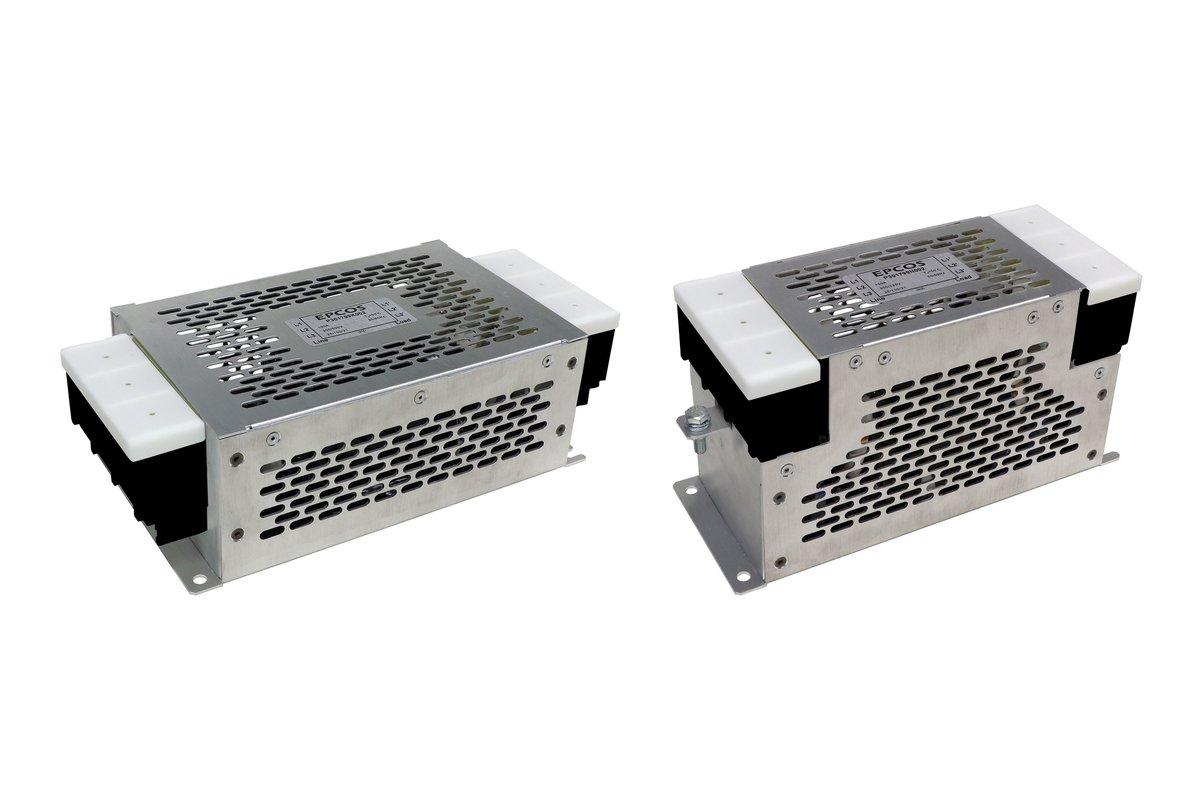 [Press Release] EMC components: EMC filters for drive applications https://t.co/kuIqzpZUQr https://t.co/nVxxUS4y8Q