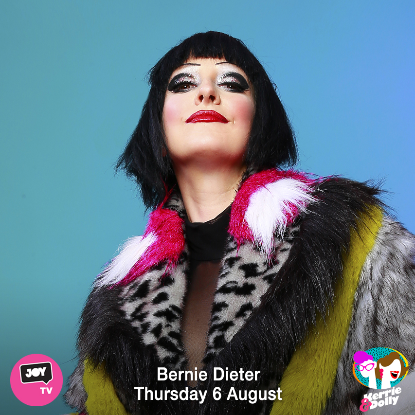 We're very excited to have the uber-award-winning kabarett superstar @BernieDieter join @kerriestanley1 & @_DollyDiamond on this weeks show.  Tune in 7:30pm AEST via FB Live at @FedSquare, @JOY949, @mqff, @midsumma & starting this week, @star_observer.  #KerrieandDollypic.twitter.com/BBh5nEDRlx