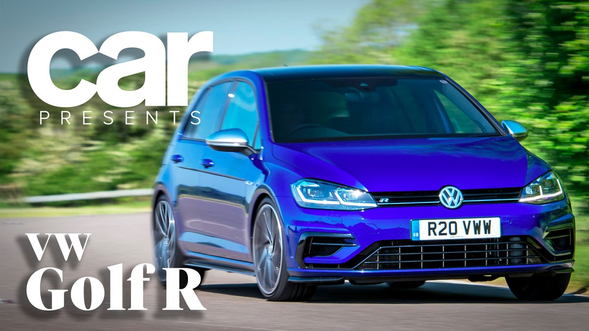 Image for the Tweet beginning: Farewell #Volkswagen Golf R Mk7: