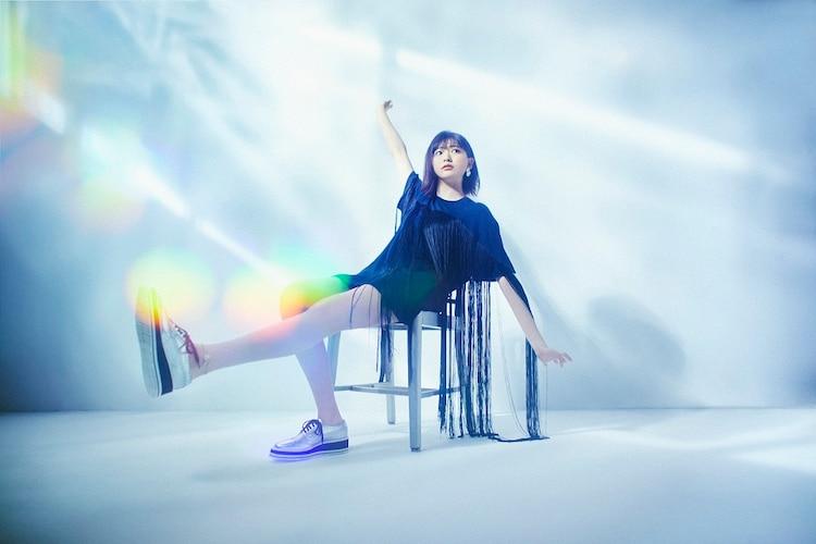 三阪咲、ドラマ「荒ぶる季節の乙女どもよ。」に主題歌書き下ろし「たくさんの人に愛して貰えたら」(コメントあり) #三阪咲 #荒乙