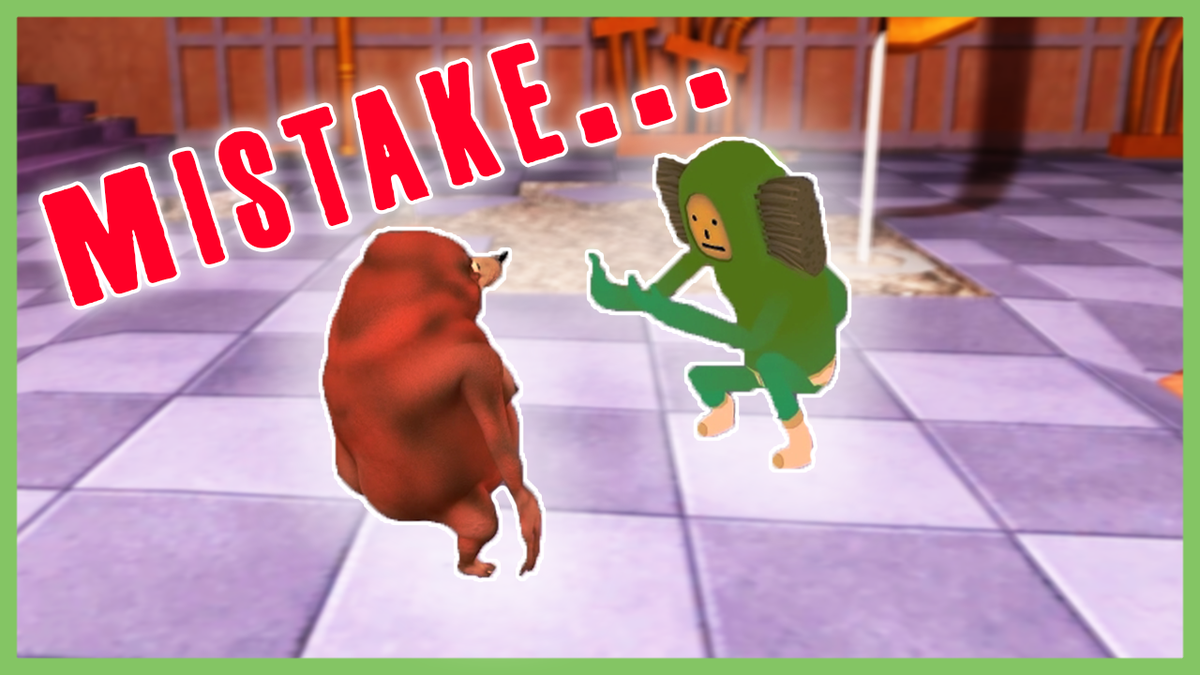 **NEW YT VIDEO**  It was a MISTAKE bringing her on VRChat...  -go like the video and enjoy it, dis was funny like usual (: https://youtu.be/LSujYDu4iVE #VRChat #FunnyMoments #Knucklespic.twitter.com/UTUrdYgMgH