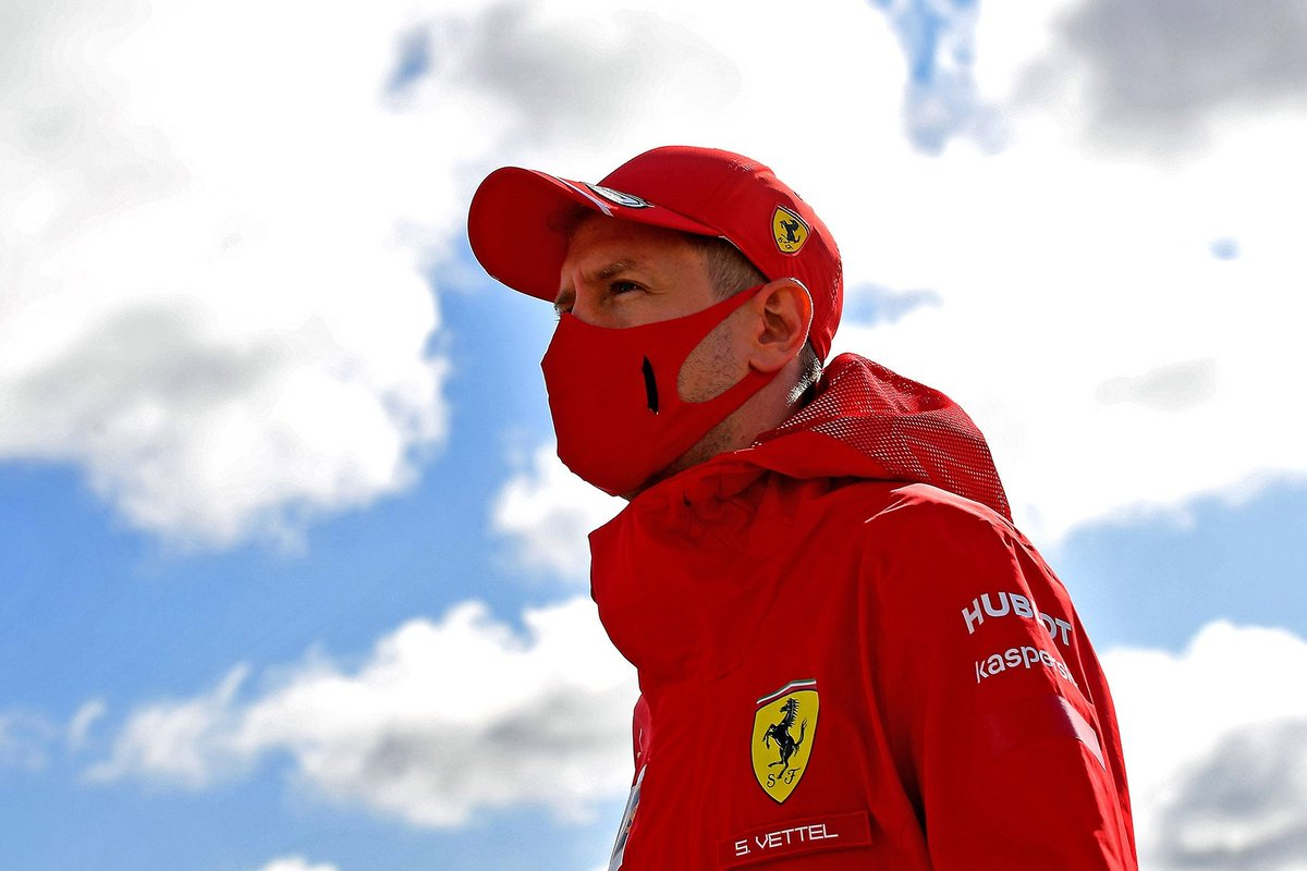 Vettel on the future: In any case, I feel competitive – mentally and physically no less than I have in the past. I want to make the best choice for myself. Maybe in two weeks or more I can say what I've decided. I'm in no hurry.  #LaRepubblica #SV5 #F1 https://t.co/dgxN0lDcDx