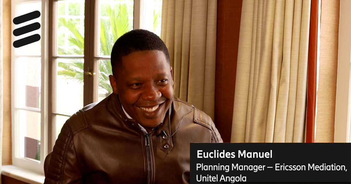 With Ericsson Mediation, Unitel Angola is going beyond CDR management by enabling multiple use cases for customers, including notification services, lottery marketing campaigns and launching new offers. Learn more: http://m.eric.sn/Qmjz50AGGeZpic.twitter.com/LG5YTnJrSf