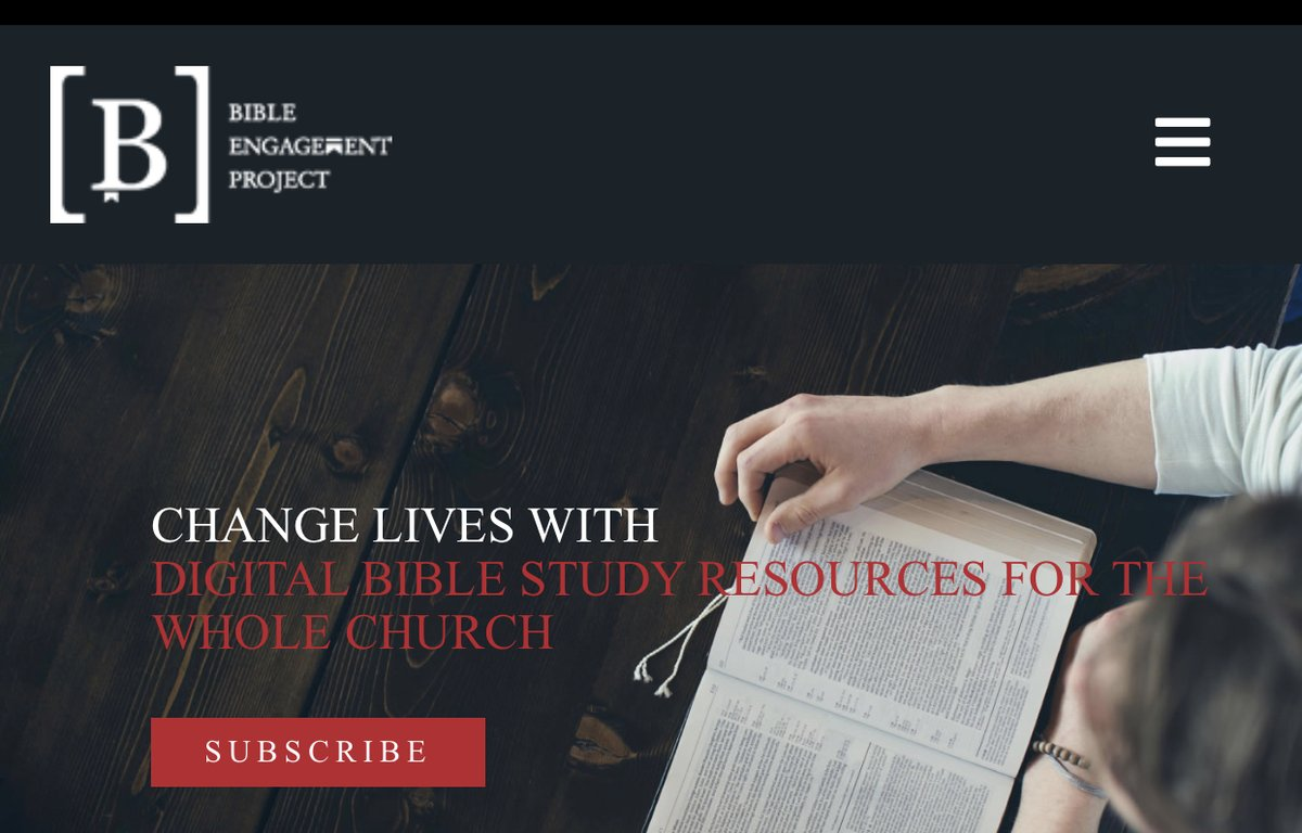 Your gift today to #AGTrust will help provide more biblical resources for churches and families through the Bible Engagement Project! Learn more at https://t.co/JKj5NMz3I7 https://t.co/tJser8wixe