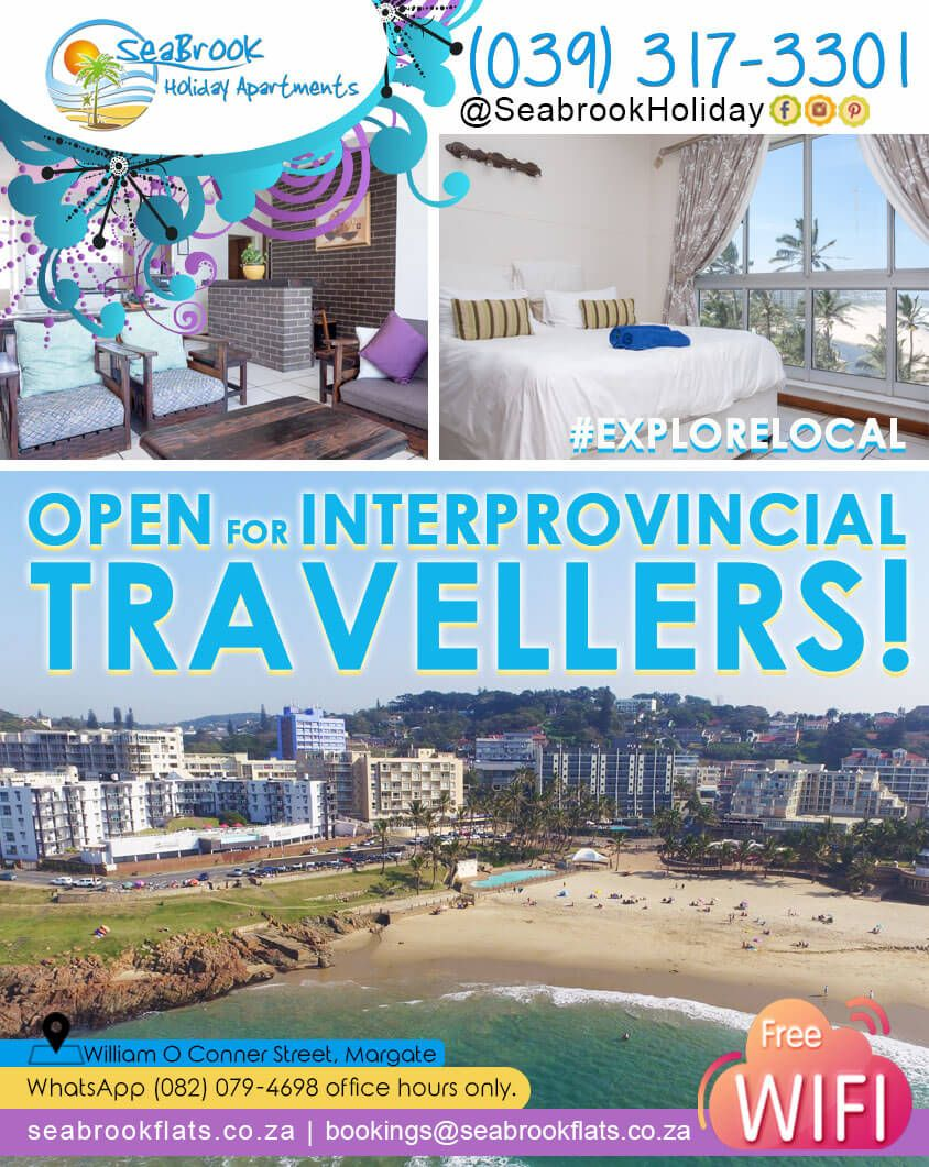 Now is the best time to support local! Explore all the amazing things that are right here on your front door https://buff.ly/3gpZ6J6  #interprovincial #travellers #travel #staycation #supportlocal #kznsouthcoast #durban #kwazulunatal #margate #ramsgate #uvongo #shellybeach pic.twitter.com/szZA4XWbQx