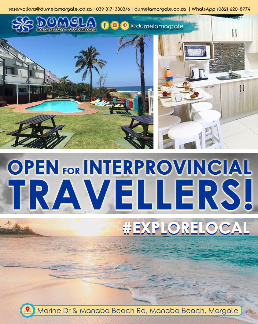 Now is the best time to support local! Explore all the amazing things that are right here on your front door https://buff.ly/3gsLP2m  #interprovincial #travellers #travel #staycation #supportlocal #kznsouthcoast #durban #kwazulunatal #margate #ramsgate #uvongo #shellybeach pic.twitter.com/ifDmiDxy28