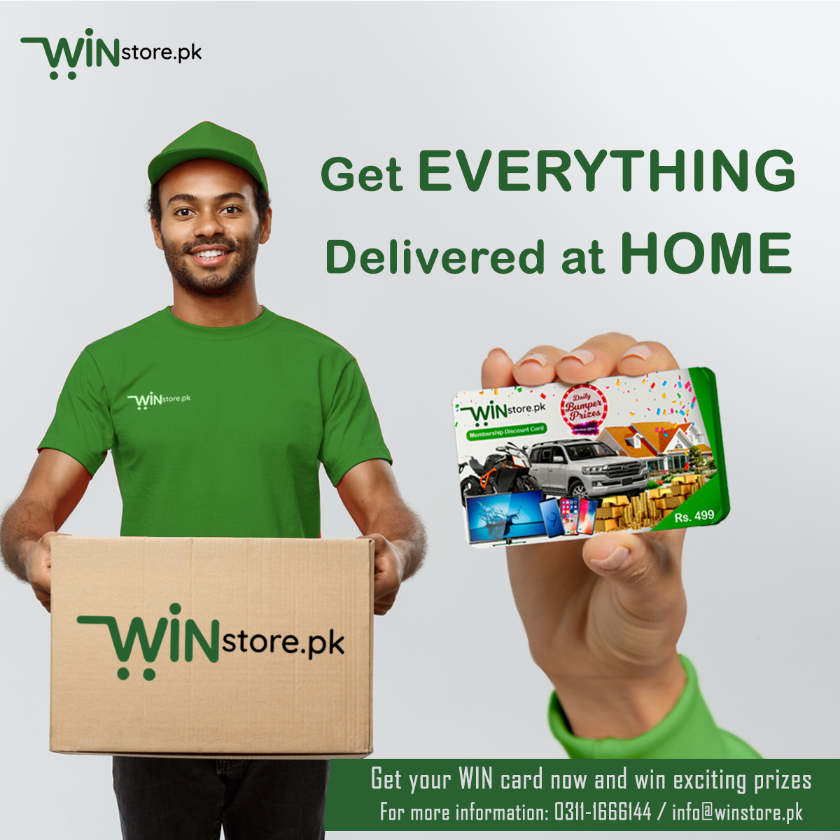 Stay home, get every thing at your doorstep. Visit our Website for more information: https://winstore.pk Contact Us: +923111666144 #onlineshopping #fashion #onlineshop #shopping #style #onlinestore #onlineboutique #online #winstore #accessories #handmade #shoponlinepic.twitter.com/YFrdVxMxMT