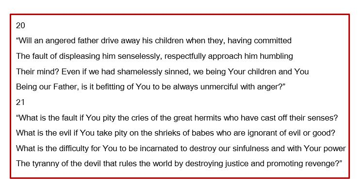 1/4 Will a father be always unmerciful to his children? What is the difficulty for You to be incarnated to destroy our sinfulness? #AnglicanCommunion #holyfamily @JohnZwicker1 @FriarMario @Brother_Andre @PiusOP #PTSLibrary #StJoseph #YearofStJoseph NEXT https://t.co/TpZuJGTnMR
