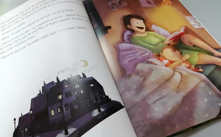 Veu la llum 'La Paula al país dels contes', escrit per la pinetenca Montse Ten i il·lustrat per la premianenca Mona Brunet https://bit.ly/33BZqkH #premiademar pic.twitter.com/IgeSPhs2A0