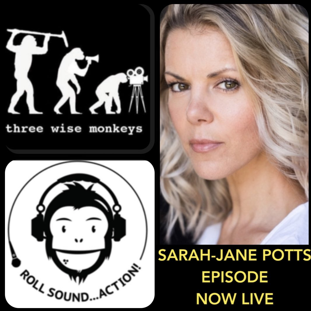 NEW EPISODE This week weve got the fantastic @RealPottsSJ Shes appeared in films such as #KinkyBoots #TheChameleon #Wonderland & stars in forthcoming @netflix ice skating drama #ZeroChill Avail @iTunes @Spotify @Spreaker @Global #Alexa 🙈🙊🙈 api.spreaker.com/v2/episodes/40…