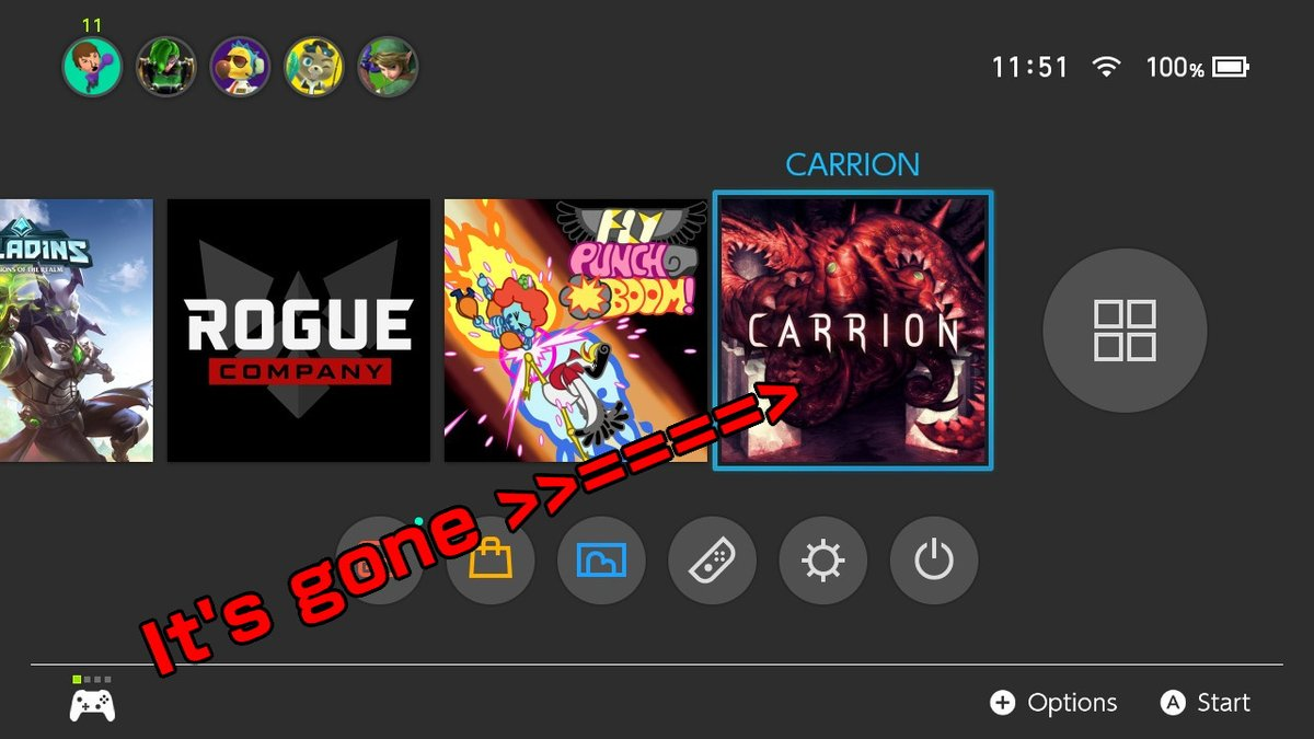 Leigh Wynne On Twitter Carrion Icon Has Been Updated
