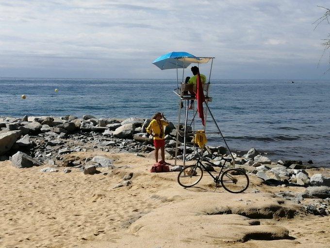 Avui continuen amb bandera vermella les platges del litoral premianenc #PremiàdeMar #platges  95.2FMpic.twitter.com/tRcGqIOLvf