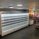 Image for the Tweet beginning: KOXKA Refrigeration with canopy LED