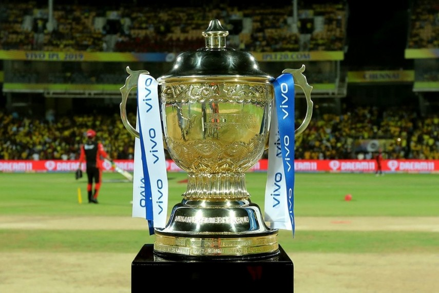 VIVO (Chinese Mobile Company) won't be the IPL 2020 sponsor this year. - BCCI!  Though, They will be back in 2021 and continue till 2023. The IPL will have a new sponsor this edition IPL.  #IPL #BCCI #IPL2020pic.twitter.com/PsnrU9VlZE