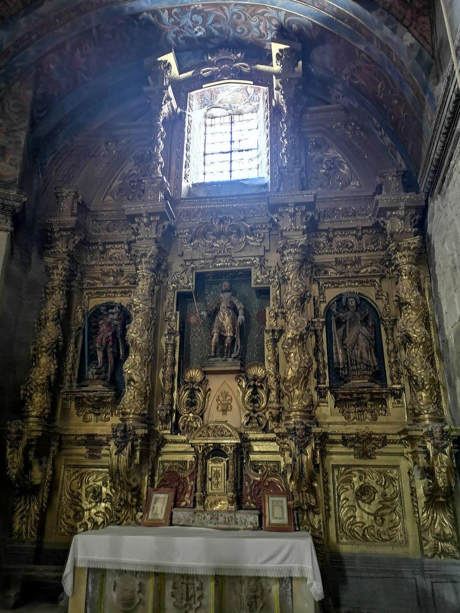 Colegiata de San Miguel, Ampudia @ViajesCultura1 @PalenciaAgenda @CyLesVida #google #googlelocalguides #cultura #palenciadiferente #palenciamolapic.twitter.com/kCfXkKLOZx