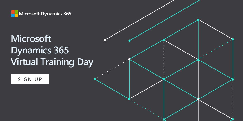 We are happy to announce our Microsoft Dynamics 365 Virtual Training Day that will be held on August 11th ! Join us online for free to develop your Dynamics 365 skills while using the newest technologies such as AI, Mixed Reality, and IoT. Sign up: https://t.co/Agipq9md1n https://t.co/RVJmbEktJL