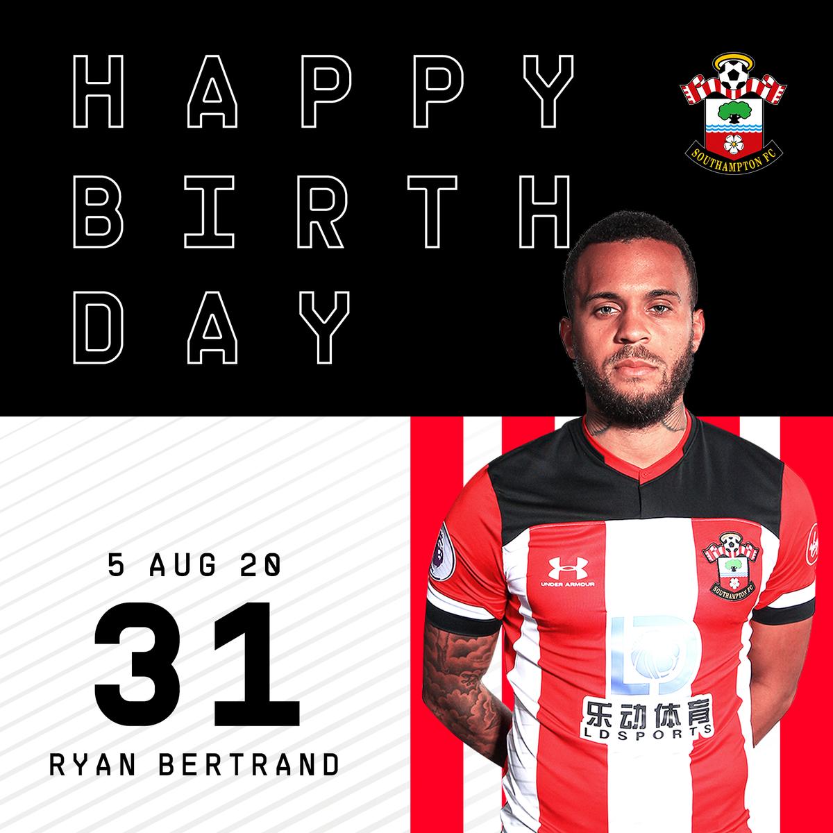 🎉 @ryanbertrand3 🎉 @hojbjerg23 Wishing a very happy birthday to this #SaintsFC duo! 😇