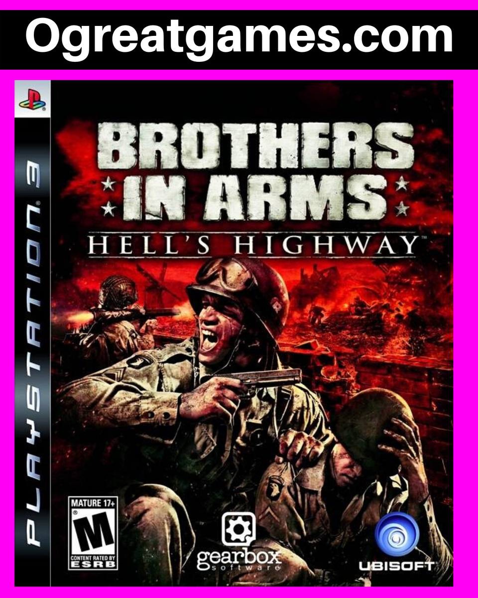 RT if you known about Brothers in Arms Hells Highway! https://ogreatgames.com/products/brothers-in-arms-hells-highway-1… #videogamer #game #playstation #ps3 #retweetpic.twitter.com/QKiKkP28XE