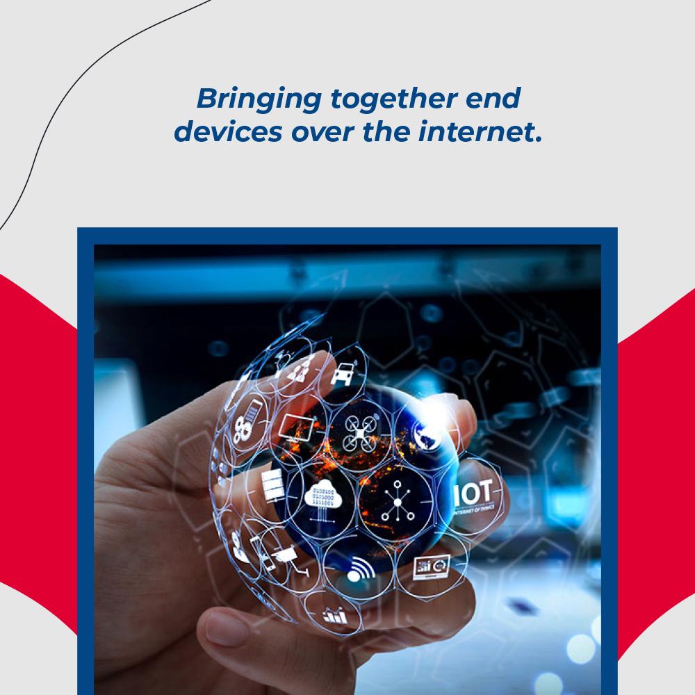 Bringing together end devices over the internet. #Internet #IoT pic.twitter.com/8jXKPYNfZe