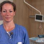 Image for the Tweet beginning: Sygeplejerske på coronaafdeling: 'Der har