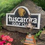 Image for the Tweet beginning: Congrats to @TuscaroraGC member