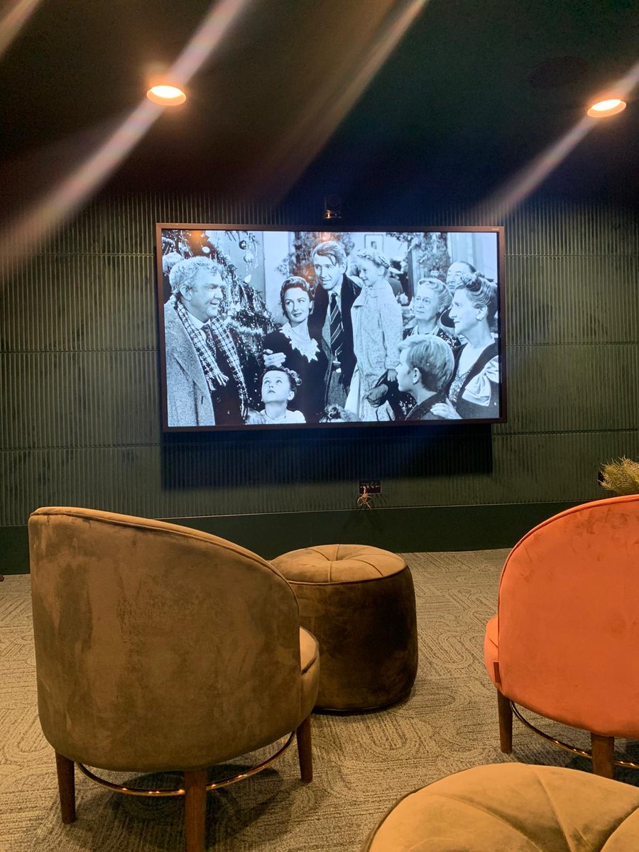 The perfect spot for a movie night in the Green Room! What's you're favourite film? - Betty https://t.co/ZBpx4Lnp0u