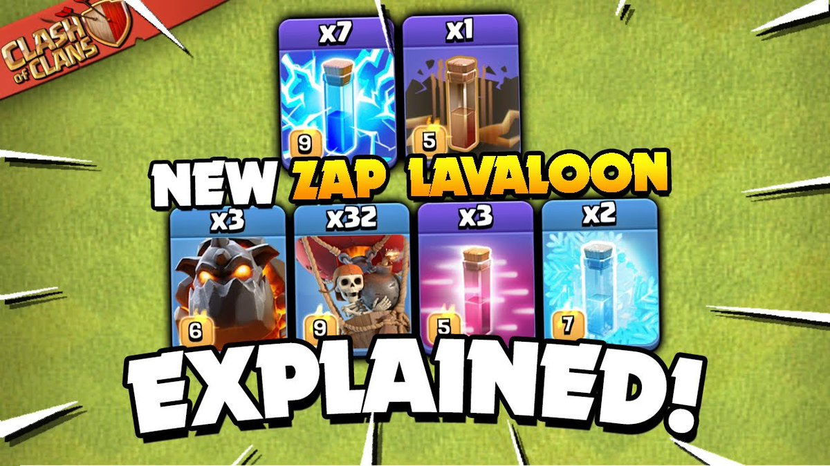 A Tip for Every Part of Zap LavaLoon! by Judo Sloth Gaming https://www.clashchamps.com/2020/08/04/a-tip-for-every-part-of-zap-lavaloon-by-judo-sloth-gaming/…  https://youtu.be/Jld76uQ0zaM @judosloth #clashofclans #clashon  About Us  Clash Champs is your premier E-Sports News hub for Clash of Clans as well as an Official Tier 3 content creator for Sup... pic.twitter.com/3uyJ7axyo4