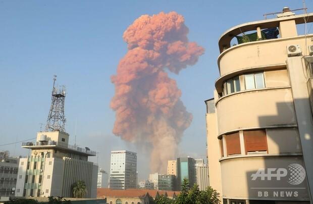 ベイルート 爆発