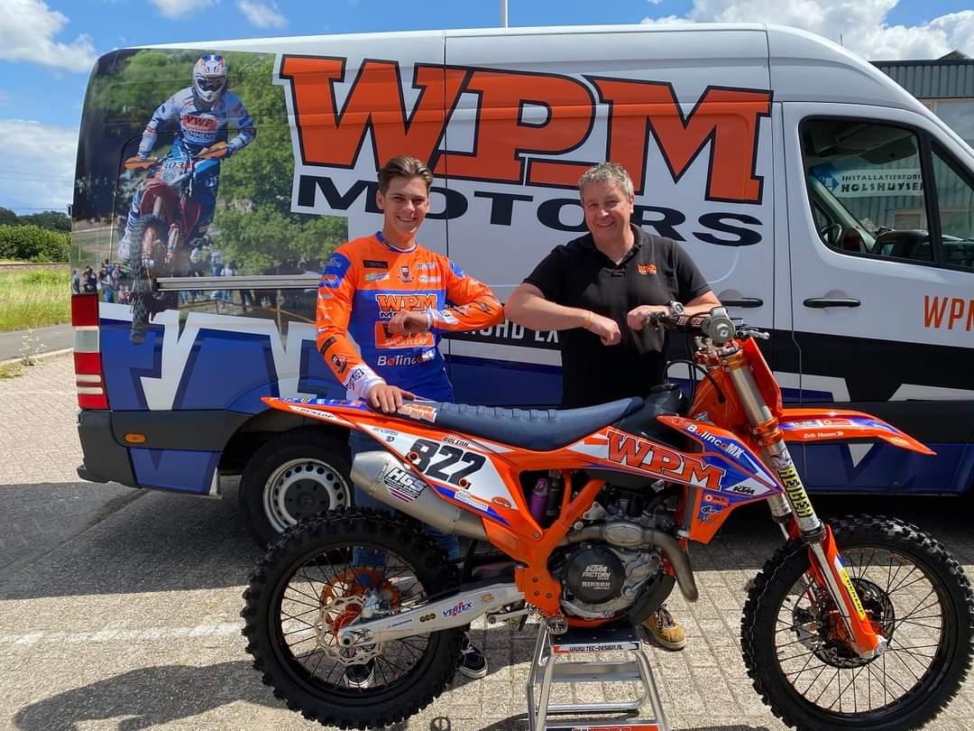 Mike Bolink maak de overstap van Lakerveld Racing naar Team WPM KTM voor het #knmvonkmx en #emxopen ! #PoweredbyKEMCO #TheHoleshotAward #Letsdropthegate #TheMotocrossAccount #TheMXInsidernl#Thisismoto #mxlife #Dirtbike pic.twitter.com/EO8i7fSLh2