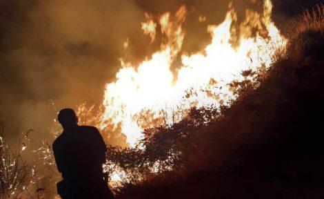 Incendi anche oggi nel Palermitano, roghi da Monreale a Pioppo e Giacalone - https://t.co/YaZGM4eduR #blogsicilianotizie